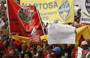Build a Better Workers' Movement: learning from South Africa's 2010 mass strike [2011], van der Walt and Bekker