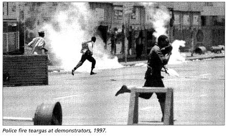 Zimbabwe 1997