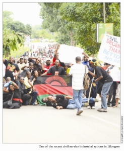 Malawi strikes