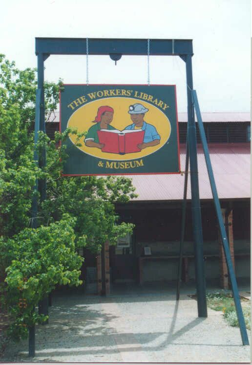 Workers Library front
